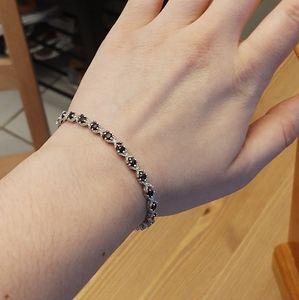 Jewelry - Beautiful Sterling Silver Tennis Bracelet
